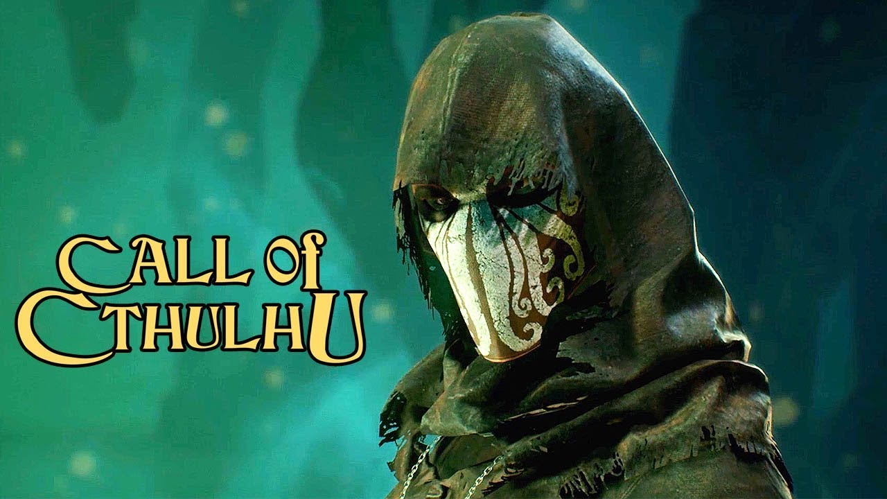 CALL OF CTHULHU - E3 2018 Trailer @ 1080p HD ✔