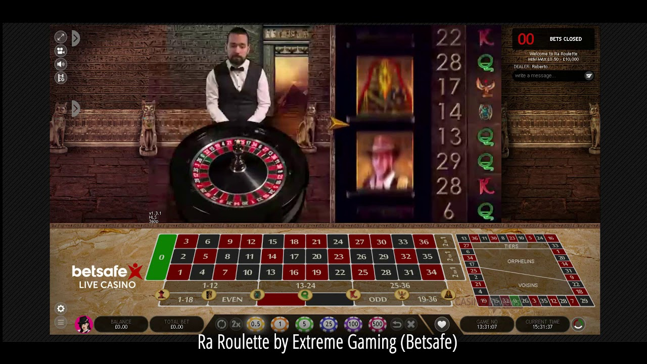 Roulette 1st 2nd 3rd strategy