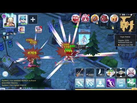 Ragnarok Mobile Stalker ADL PVP (SEA)