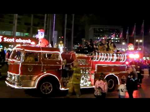 Winnipeg Santa Claus Parade 2016 | The Best Full Version