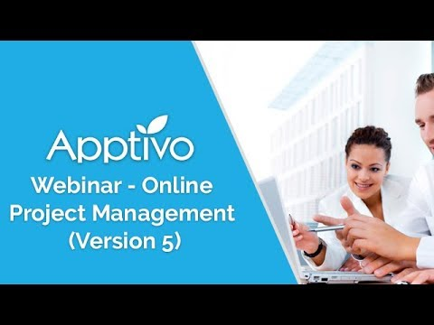 Webinar: Introduction to Projects App v5