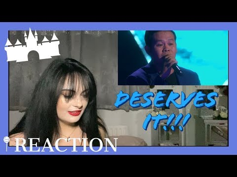 Marcelito Pomoy-#AGT FINALS-BEAUTY AND THE BEAST- -IRISH GIRL REACTION//LOLY