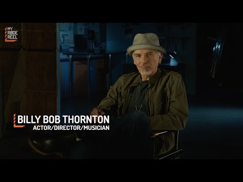 A Message from Billy Bob Thornton