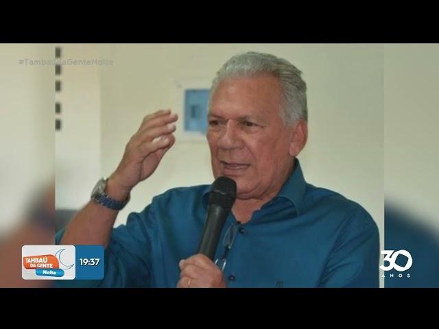 Prefeito de Cajazeiras, internado em São Paulo com COVID, tem melhora -Tambaú da Gente Noite