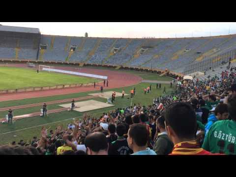 Sakaryaspor - Ankara Demir | Aç kaldık deplasmanlarda & Göz Göz Göztepe