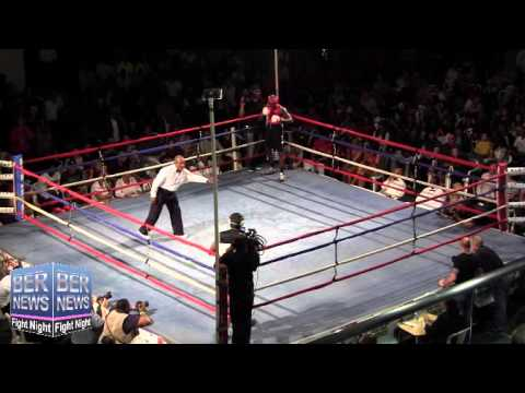 Corey Boyce vs Shannon Ford At Fight Night, April 5 2014