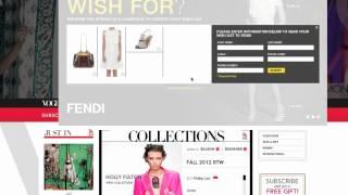 Fendi - Wish List on Vogue Thumbnail