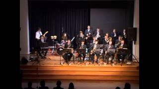 Count Basie: Teddy The Toad - Szekszárd Junior Stars Big Band