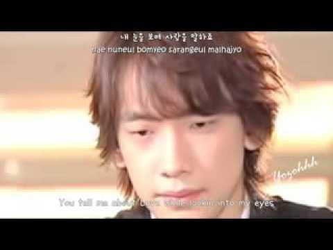 Lyn   Geu Deh Ji Geum MV Full House OST ENGSUB   Romanization   Hangul