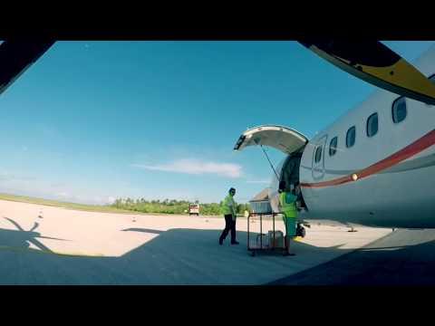 Déroulement d\'un vol Air Tahiti