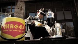 "F&B fun food factory Berlin - HerrLich&MisterJös ""Eiskalt abgekocht"""