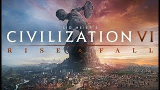 Sid Meier's Civilization VI Rise and Fall Gameplay (PC)