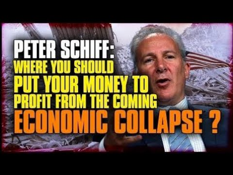 PETER SCHIFF: Where Investors Should Put Their Money to Profit from the Coming Economic Collapse