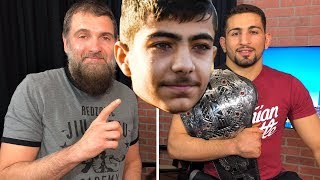 Reaction to Viral Video Attack of Muslim boy Jamal with World Champion MMA Fighter Abdul-Kareem