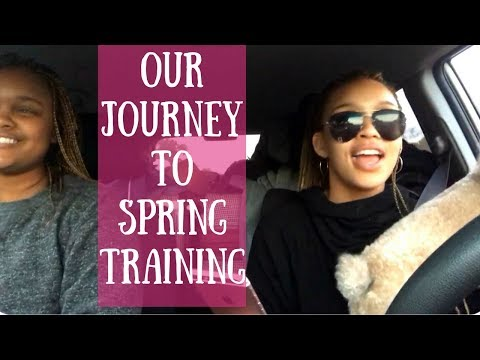 The Secret Life of a Baseball Wife: OUR JOURNEY TO SPRING TRAINING