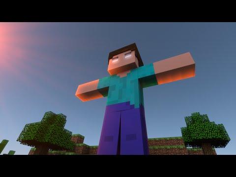 Minecraft: HEROBRINE GIGANTE! - NOVO MINI GAME! (Build Battle)