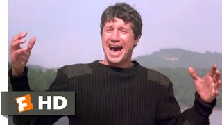 Remo Williams: The Adventure Begins (1985) - Walking on Water Scene (12/12) | Movieclips