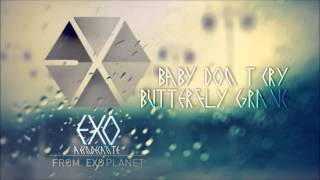 MASHUP EXO K Baby Don 39 t Cry Take 나비무덤 Butterfly Grave Remix
