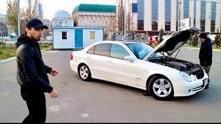 Продал BMW купил Mercedes часть 2