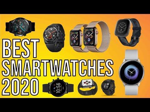 BEST SMARTWATCH 2020  | TOP 10 BEST SMARTWATCHES 2020