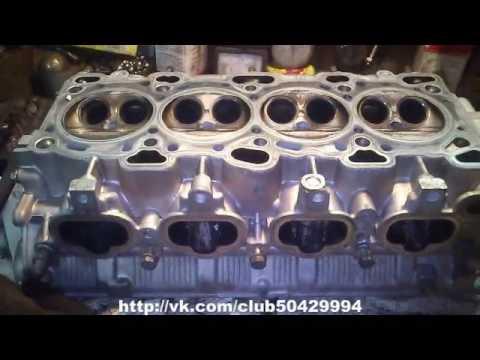 Ремонт двигателя 4g63 Колхозим Mitsubishi