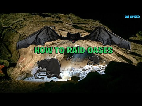 Travian - How To Raid Oases