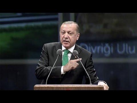 Turkey's Erdogan holds Dutch responsible for Srebrenica