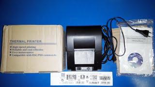 Здесь купить 820 грн https://vk.com/pos.terminal  Чековый принтер термопринтер POS - 5890K 57мм(, 2015-02-19T13:04:49.000Z)