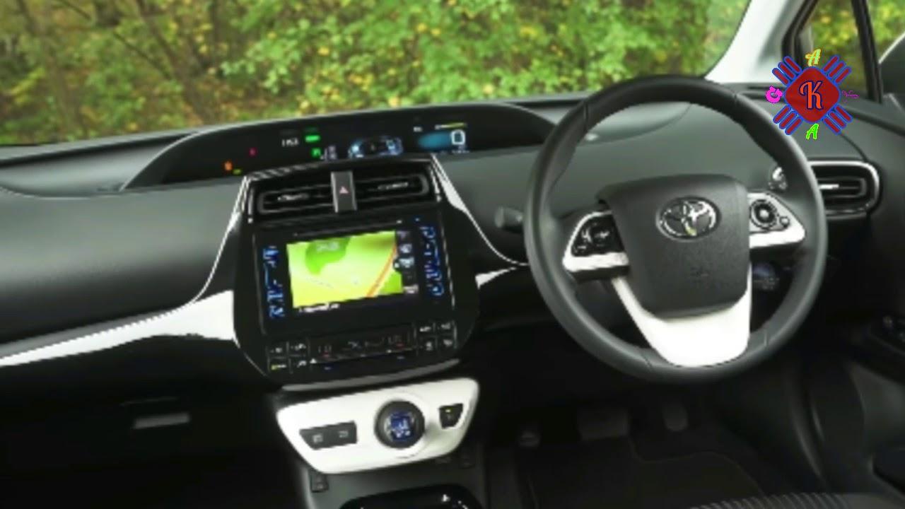 2019 Toyota Prius Interior All New 2018