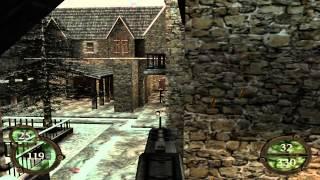 Return To Castle Wolfenstein Walkthrough Operation Resurrection - Part 12 ( Dark Secret ) PS2