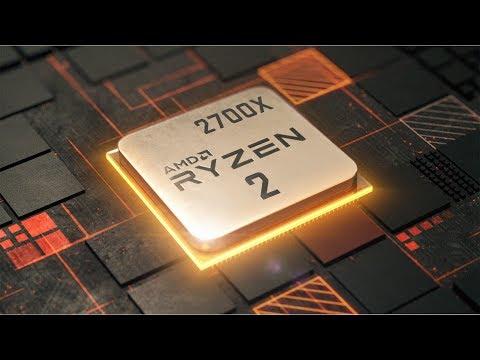 A Sequel That Doesn't Suck? - Ryzen 7 2700X Review