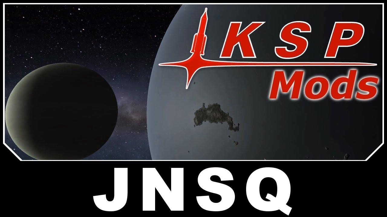 KSP Mods - JNSQ - KottabosGames
