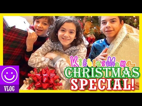 THE KITTIESMAMA CHRISTMAS SPECIAL 2015!