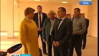 Мэр Иркутска проверил, как идёт строительство детсадов