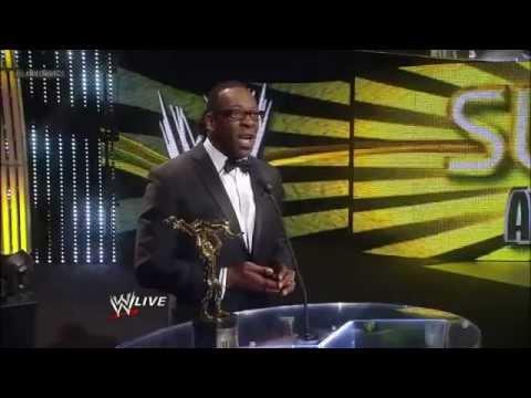 Momento del año (Boogeyman regresa) WWE Slammy Awards 2012