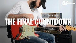 Europe - The Final Countdown - Electric Guitar Cover by Kfir Ochaion - Universal Audio OX
