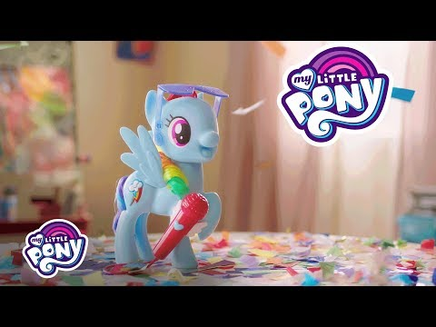 Mewarnai Rainbow Dash My Little Pony Coloring Book My Little Pony