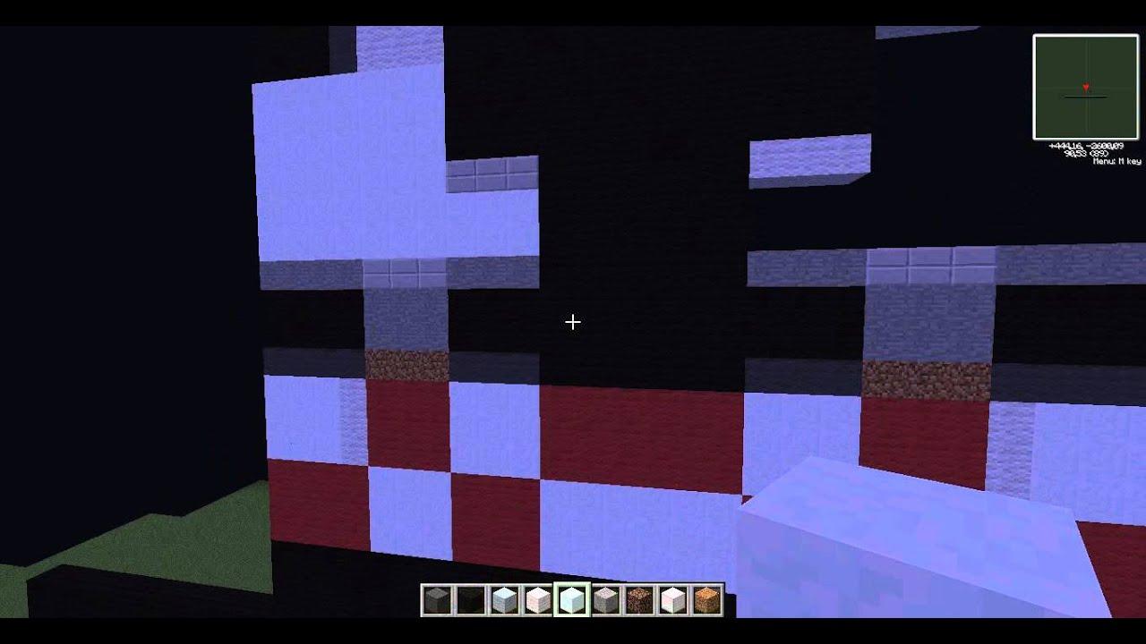 Minecraft Pixel Art #2 - Venom Extreme - YouTube