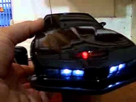 rc auto knight rider k i t youtube. Black Bedroom Furniture Sets. Home Design Ideas