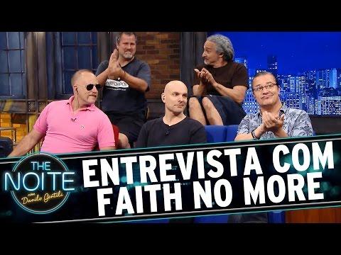 The Noite (23/09/15) - Entrevista com Faith No More