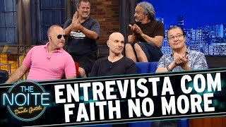 The Noite (23/09/15) - Entrevista com Faith No More