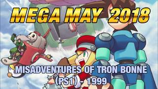 Misadventures of Tron Bonne - Mega May 2018 (4K)