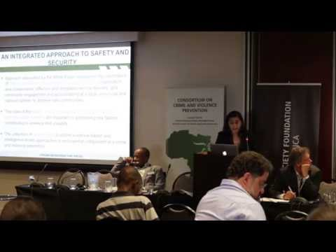 The Community Safety Policy and White Paper on Police in South Africa: An update