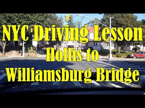 20161015 Hollis, Queens to Williamsburg Bridge