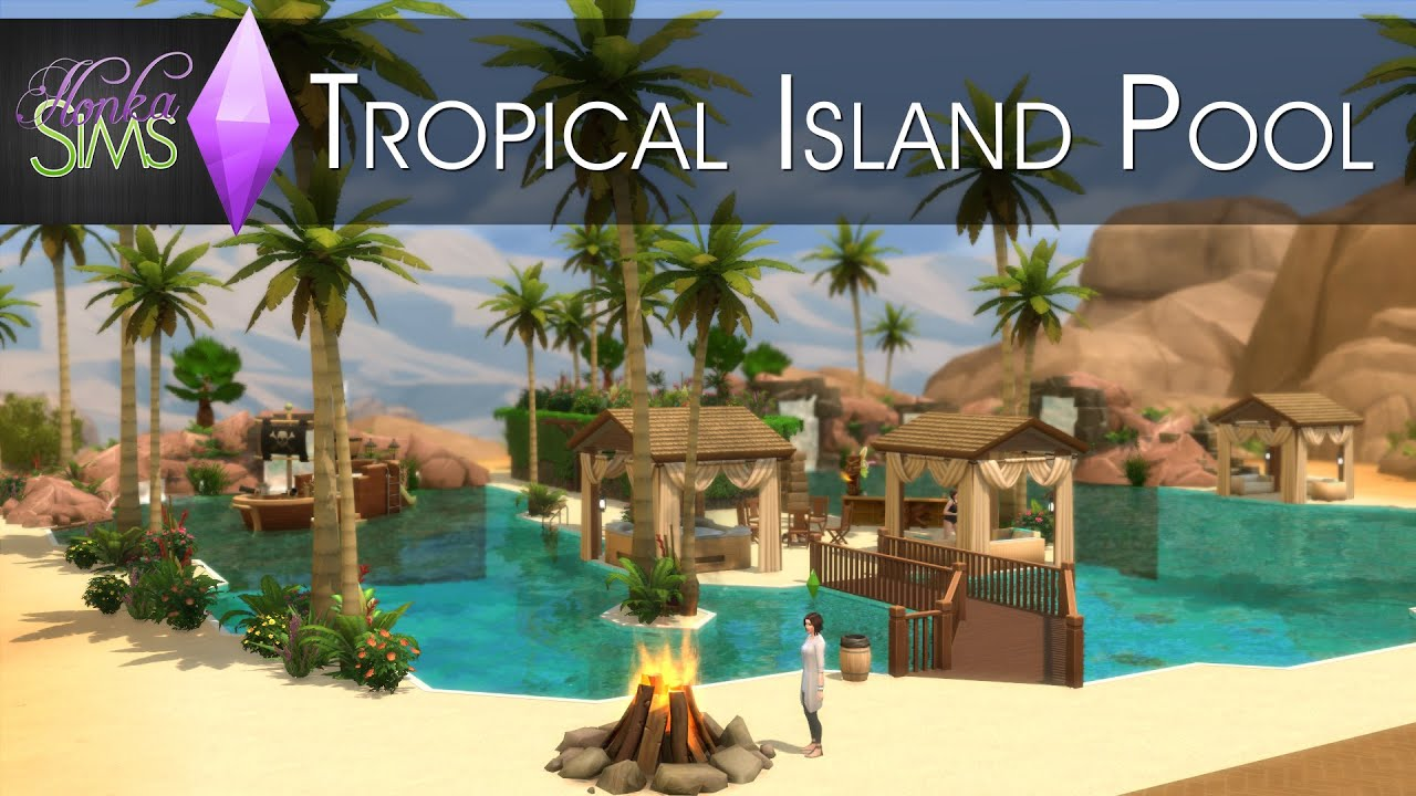 Sims  Island Paradise Resort Cc