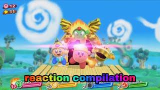 Kirby 2018 - Nintendo E3 2017 - Reaction Compilation