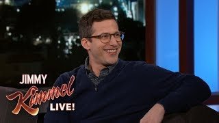 Andy Samberg on Having Drinks with Mark Hamill