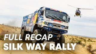 All Highlights From This Years' Eurasian Off-Road Race. | Silk Way Rally 2018 - Full Recap