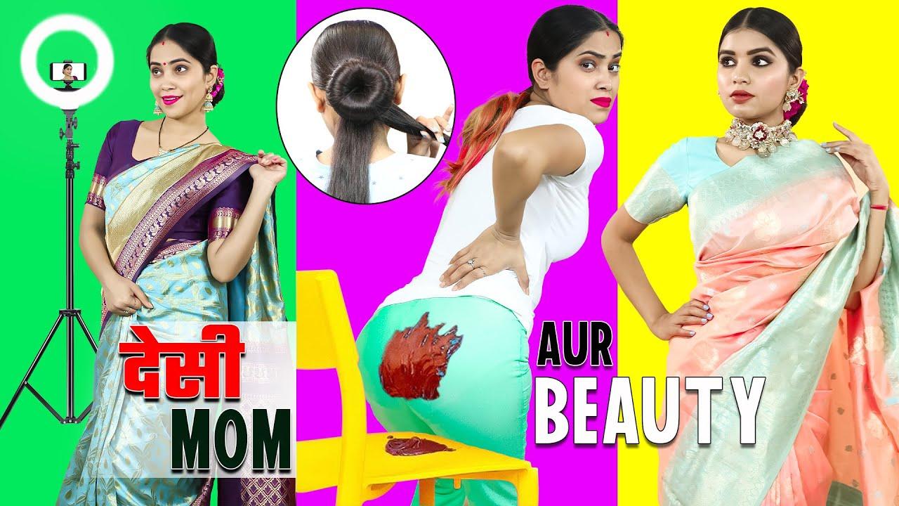 Desi Mom & Beauty - Episode 3 | Life Saving Hacks | Anaysa