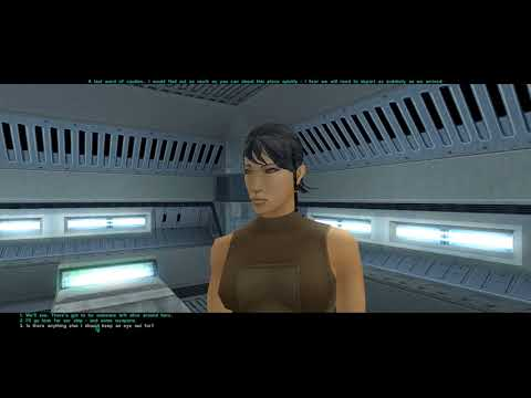 Knights of the Old Republic 2 - S1E1 The Light Ninja